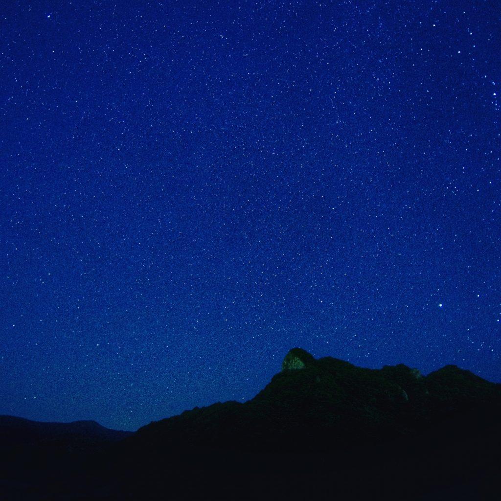 ダブル流星群