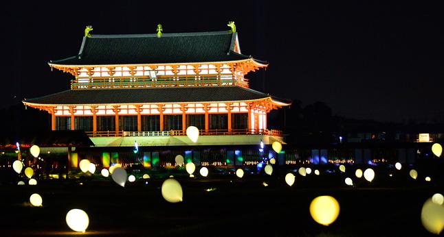 平城京天平祭 夏 2014 8月29日(金)~8月31日(日)