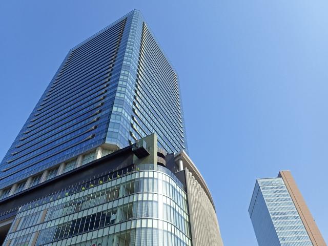 大阪のビル街