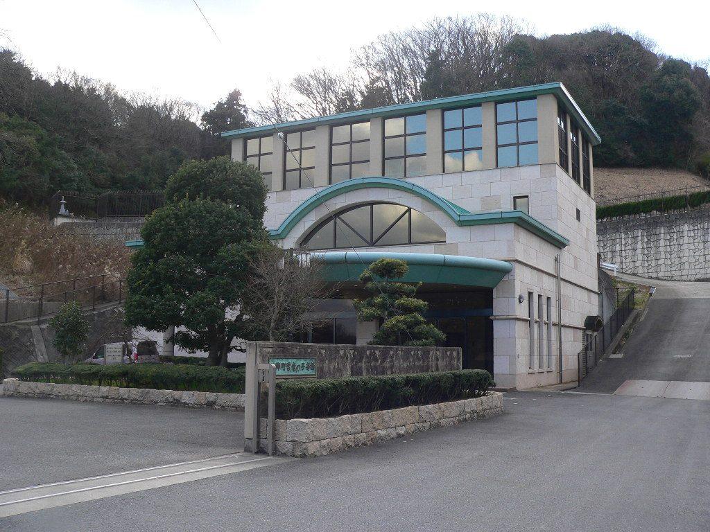 三郷町営竜の子斎場