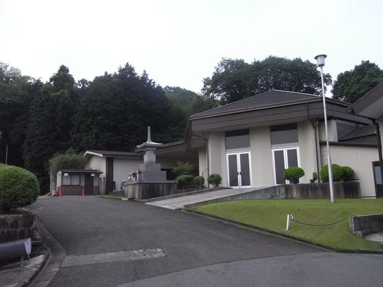 桜井市営火葬場