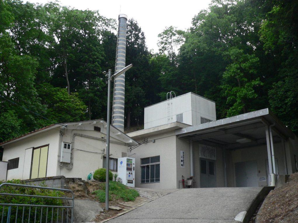 船井郡衛生管理組合火葬場
