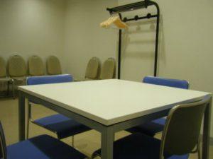茨木市立斎場 第3親族控室