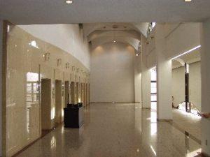 茨木市立斎場 炉前ホール