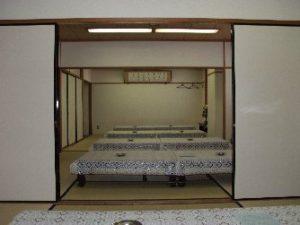 茨木市立斎場 第6・7・8控室