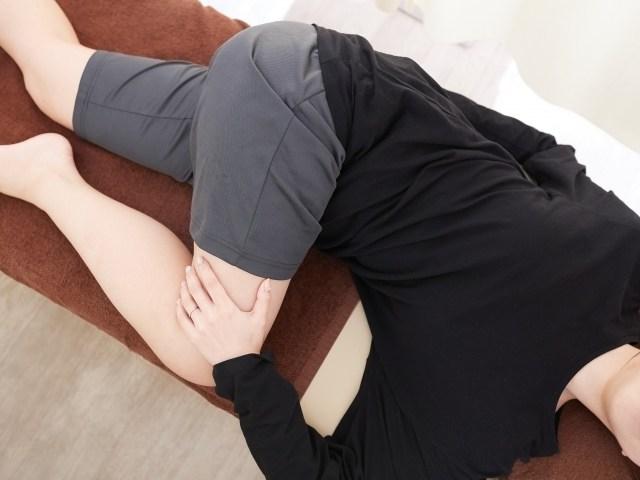 朝のストレッチで血行促進で体を温め、頭スッキリ