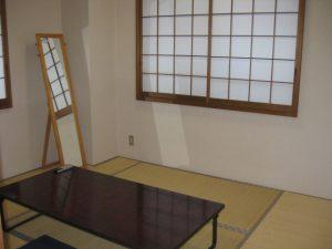 広域飯能斎場 僧侶控室