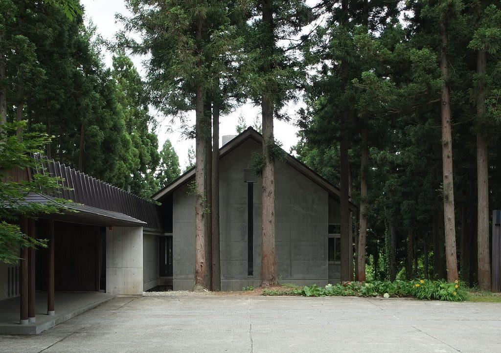 金山町火葬場設置