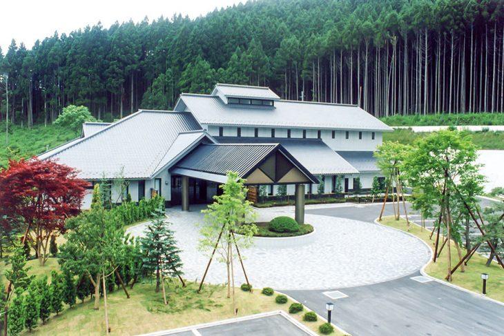 おおふなと斎苑(大船渡市営火葬場)